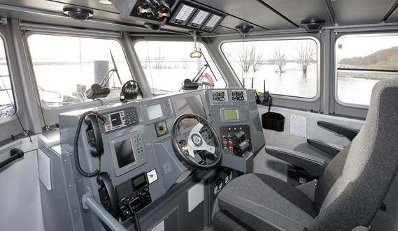 Damen-designed and -built vessels to five ships: the new Damen STe 1504