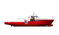 Damen Rescue Gear Ship 9316