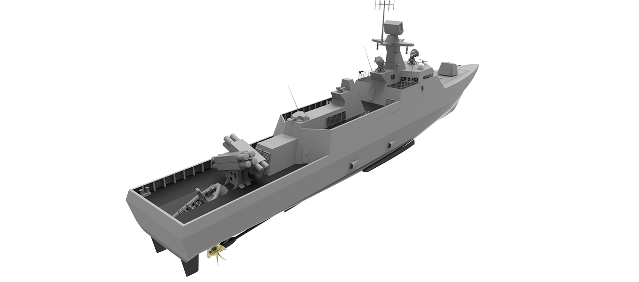 Based on the SIGMA proven hull form series