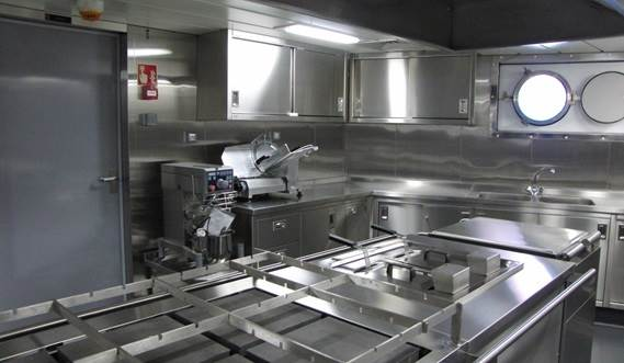 Galley facilities