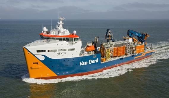 The Damen Offshore Carrier is a highly versatile, multifunctional platform