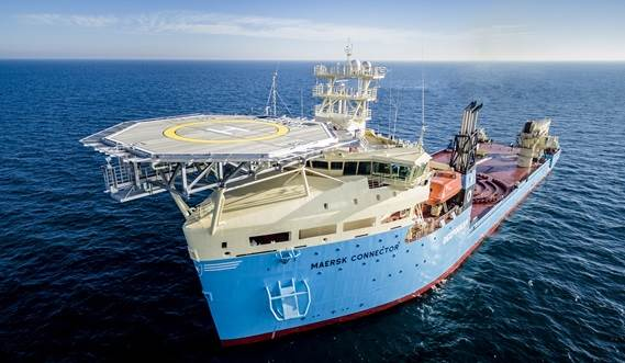 Vessel is the latest addition to the 50-plus strong Maersk offshore support vessel fleet