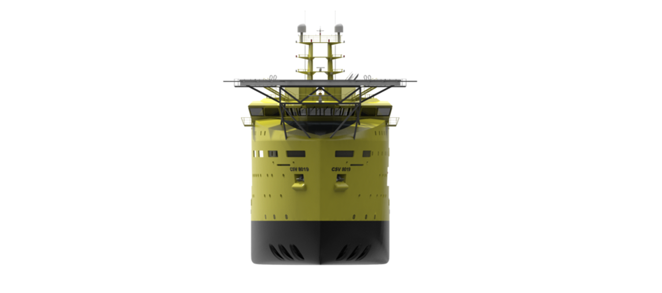 These vessels are capable of supporting light construction work to depths of 3,000 metres.