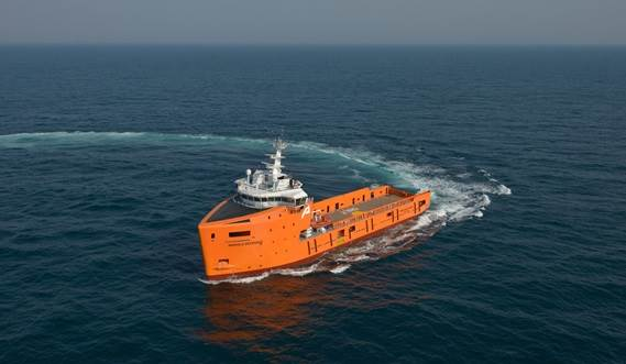 Platform Supply Vessel 3300 'Mamola Defender'