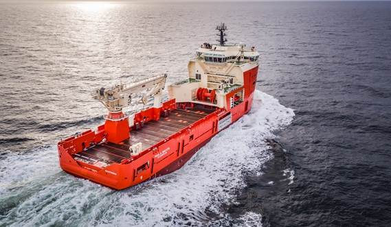 Platform Supply Vessel 5000 IRM 'PAUL A. SACUTA'