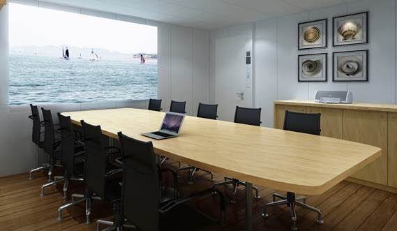 PSV 5000 IRM Meeting Room