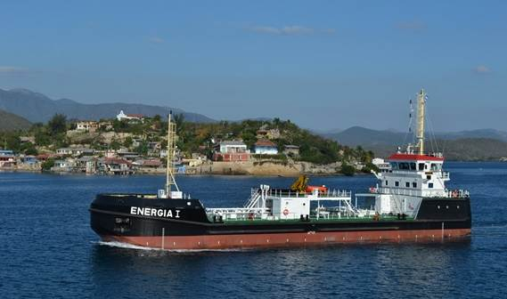 The Damen Stan Tanker has been delivered to our respective client Navigacion Caribe who will operate the vessel in multiple ports in Cuba.