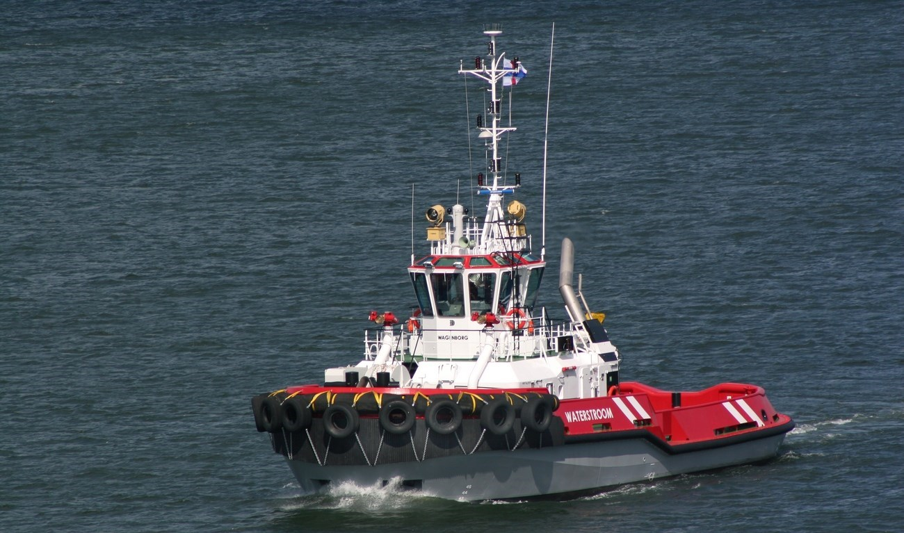 "Damen ASD Tug 2810 ""Waterstroom"""