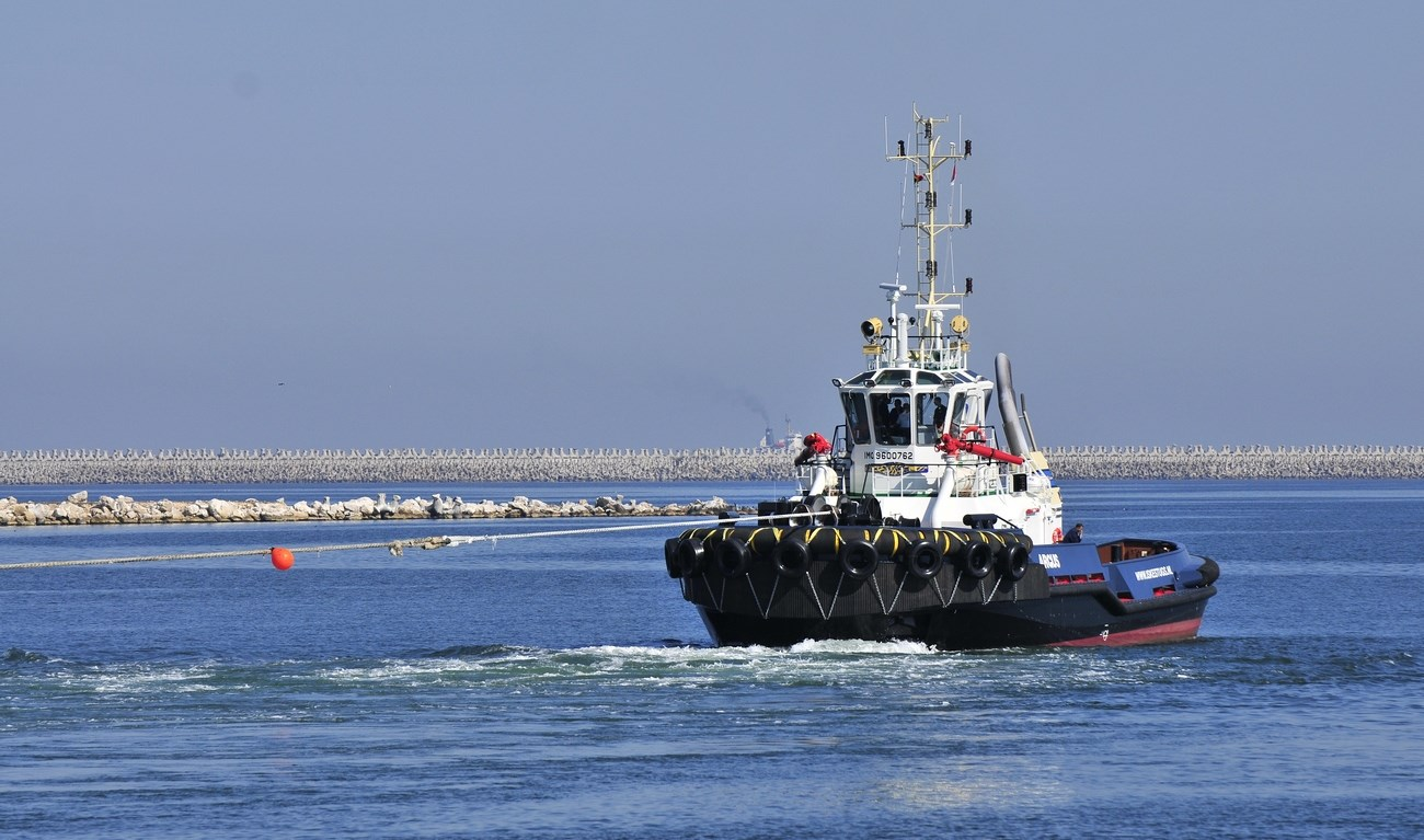In November 2011 Iskes Towage & Salvage took its first Damen tug into operation: the ASD 2810 Tug 'Argus'.
