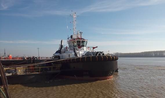 Italian towing company Fratelli Neri S.p.A. has expanded its fleet with ASD Tug 2913