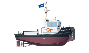 Damen Pushy Cat 1305