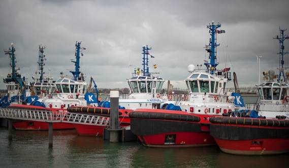 RT Emotion will start her operations for KOTUG's European harbour towage division