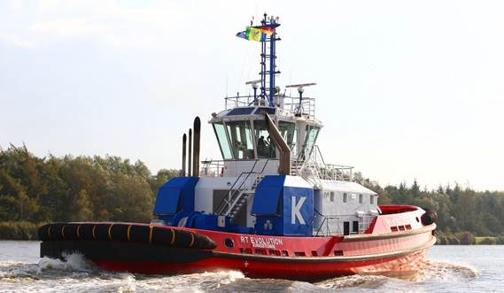 Seen as a true advancement of hybrid technology and performance, the propulsion configuration draws on the proven design of KOTUG