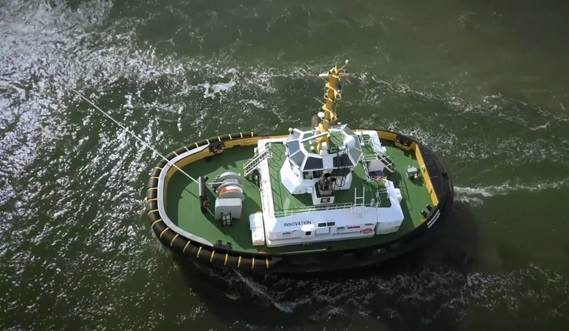 Damen RSD Tug 2513: The Power of Innovation