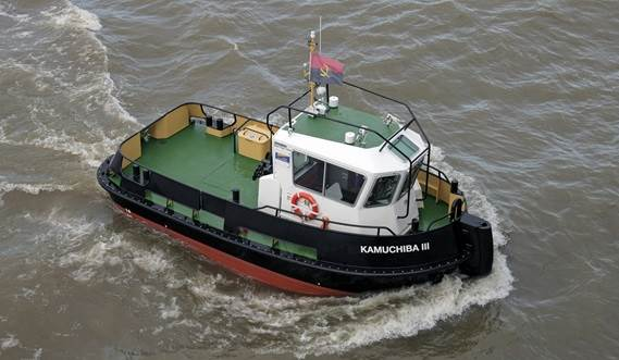 With many of these tugs supplied from stock, we can usually offer very short delivery times.