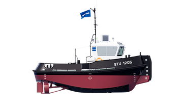 Damen Stan Tug 1205 preview