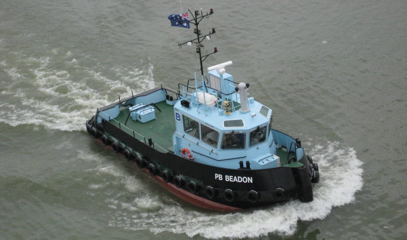 Towing, mooring, pushing and survey operations.