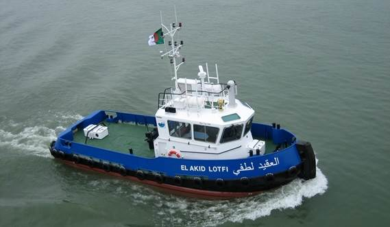 Damen Stan Tugs: Safe, Reliable & Innovative