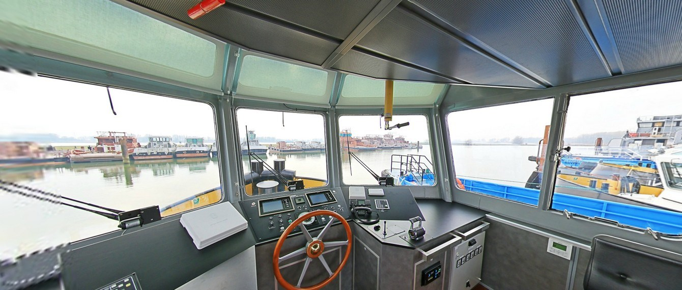 Stan Tug 1907 Virtual Tour