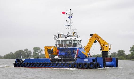 Damen Multi Cat 2712