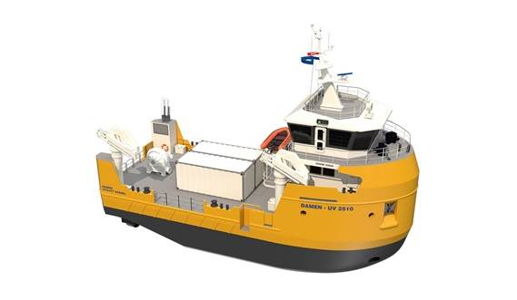 utility vessel 2510 aqsv | damen shipyards (2)