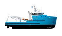 Some designs are more suitable for inshore work, others for coastal and offshore operations.