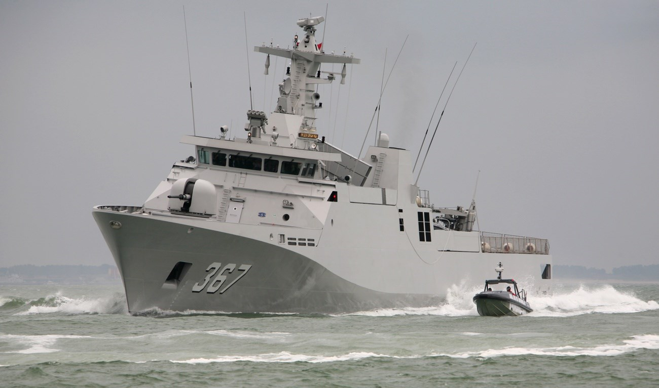 Damen Schelde Naval Shipbuilding (DSNS) is renowned for its highly successful series of SIGMA Naval Combatants.